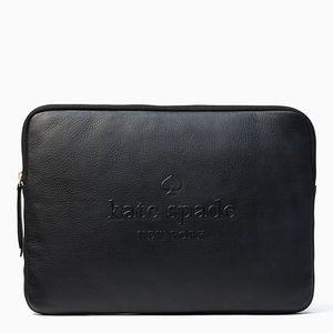 Kate Spade Laptop Cover Tablet Pouch Larchmount